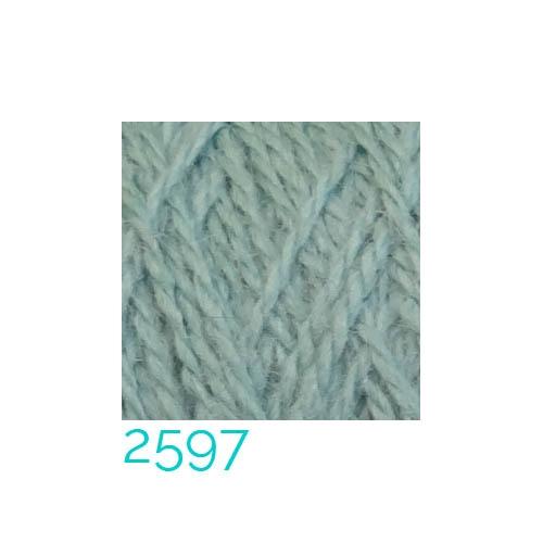 Tussah-Seide in der Farbe 2597 zum Klöppeln, Stricken, Häkeln in der Klöppelwerkstatt erhältlich