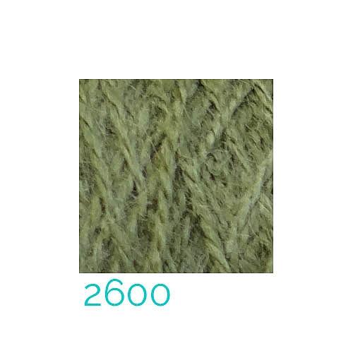Tussah-Seide in der Farbe 2600 zum Klöppeln, Stricken, Häkeln in der Klöppelwerkstatt erhältlich