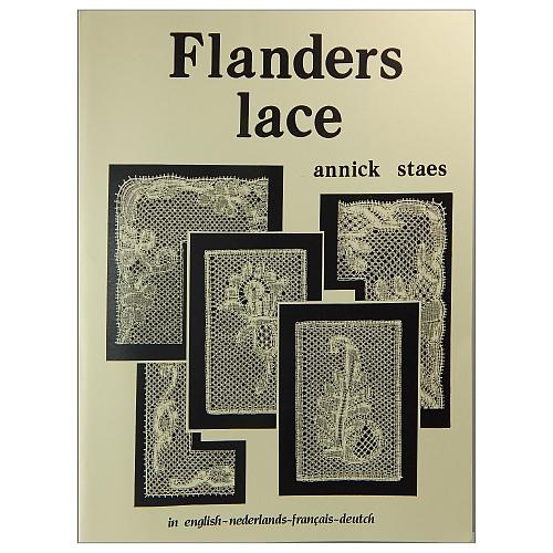 Flanders Lace 1 ~ Annick Staes in der Klöppelwerkstatt erhältlich