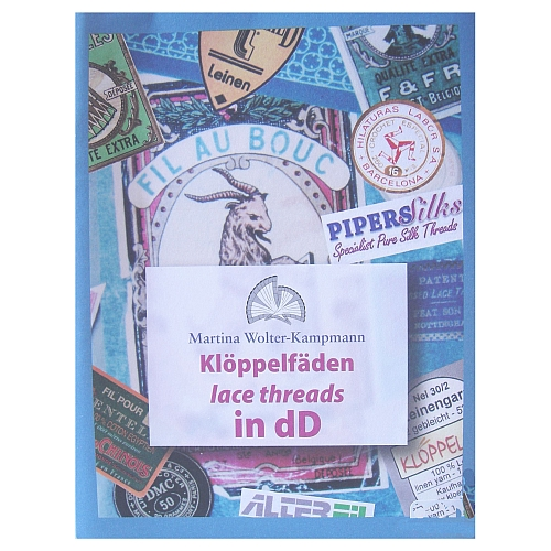 Klöppelfäden in dD ~ Martina Wolter-Kampmann, in der Klöppelwerkstatt erhältlich