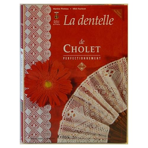 La dentelle Torchon de Cholet Volume 2~ Martine Piveteu/Mick Fouriscot in der Klöppelwerkstatt
