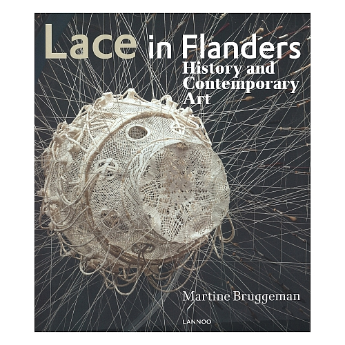 Lace in Flanders - History and Contemporary Art ~ Martine Bruggeman in der Klppelwerkstatt