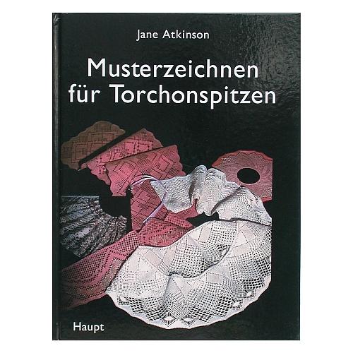 Musterzeichnen für Torchonspitze ~ Jane Atkinson in der Klöppelwerkstatt