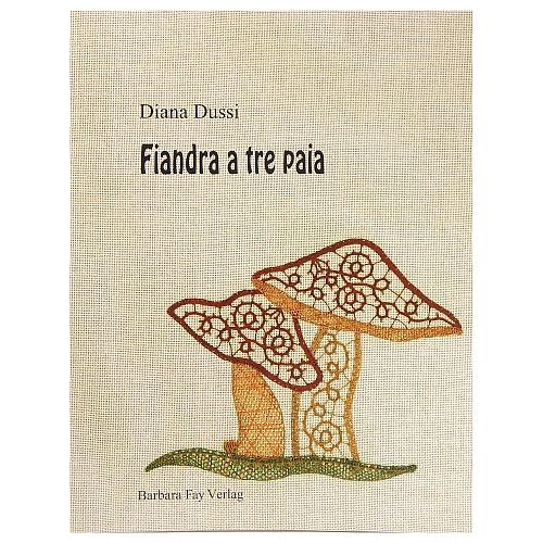 Fiandra a tre paia ~ Diana Dussi in der Klöppelwerkstatt, Bänderspitze mit 3 Paaren