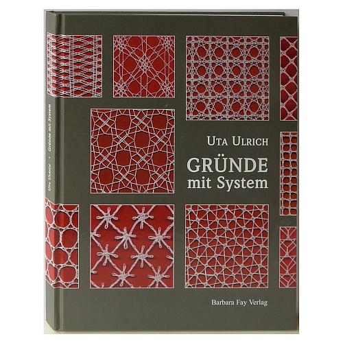 Buch Gruende mit Sytem Uta Ulrich, Gründe lernen, Klöppelwerkstatt