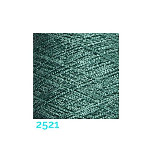 Schappe Seide Nm 120/2 x 4, Farbe 2521, in der Klöppelwerkstatt, zm Stricken, Häkeln, Weben und Klöppeln geeignet, Seidengarn, Seidengarne