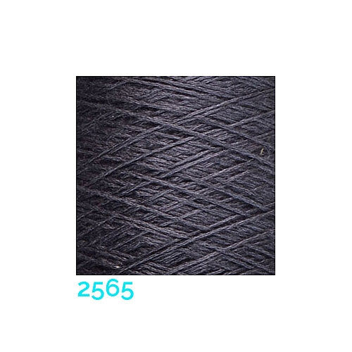 Schappe Seide Nm 120/2 x 4 Farbe 2565, in der Klöppelwerkstatt, zm Stricken, Häkeln, Weben, für Kumihimo und zum Klöppeln geeignet, Seidengarn, Seidengarne
