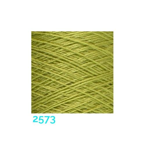 Schappe Seide Nm 120/2 x 4 Farbe 2573, in der Klöppelwerkstatt, zm Stricken, Häkeln, Weben, für Kumihimo und zum Klöppeln geeignet, Seidengarn, Seidengarne