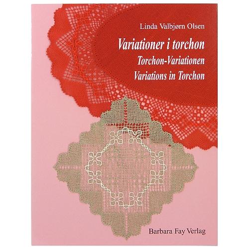 Torchon - Variationen ~ Linda Valbjorn Olsen, Buch zum Klöppeln in der Klöppelwerkstatt