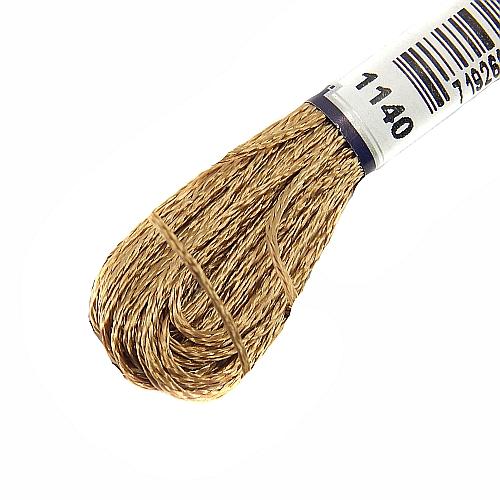 Anchor Marlitt 4-fädiges Glanzstickgarn in 90 hochglänzenden Farben lieferbar, zum Klöppeln, als Konturfaden, zum Sticken, Häkeln, in der Klöppelwerkstatt erhältlich. Farbe 1140