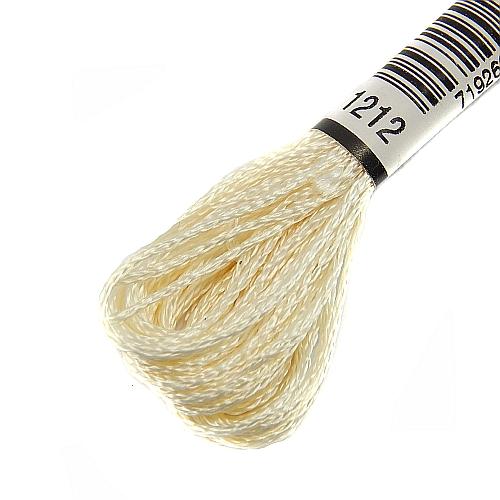 Anchor Marlitt 4-fädiges Glanzstickgarn in 90 hochglänzenden Farben lieferbar, zum Klöppeln, als Konturfaden, zum Sticken, Häkeln, in der Klöppelwerkstatt erhältlich. Farbe 1212