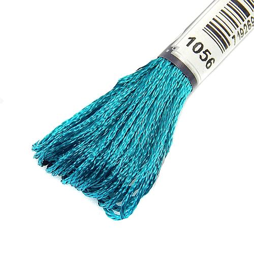 Anchor Marlitt 4-fädiges Glanzstickgarn in 90 hochglänzenden Farben lieferbar, zum Klöppeln, als Konturfaden, zum Sticken, Häkeln, in der Klöppelwerkstatt erhältlich. Farbe 1056