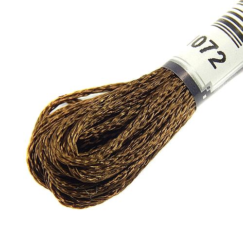 Anchor Marlitt 4-fädiges Glanzstickgarn in 90 hochglänzenden Farben lieferbar, zum Klöppeln, als Konturfaden, zum Sticken, Häkeln, in der Klöppelwerkstatt erhältlich. Farbe 1072