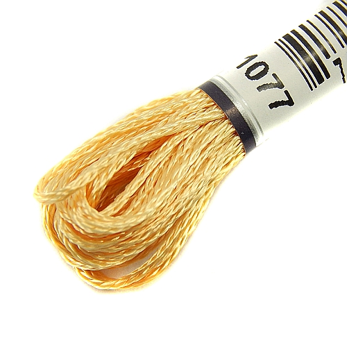 Anchor Marlitt 4-fädiges Glanzstickgarn in 90 hochglänzenden Farben lieferbar, zum Klöppeln, als Konturfaden, zum Sticken, Häkeln, in der Klöppelwerkstatt erhältlich. Farbe 1077