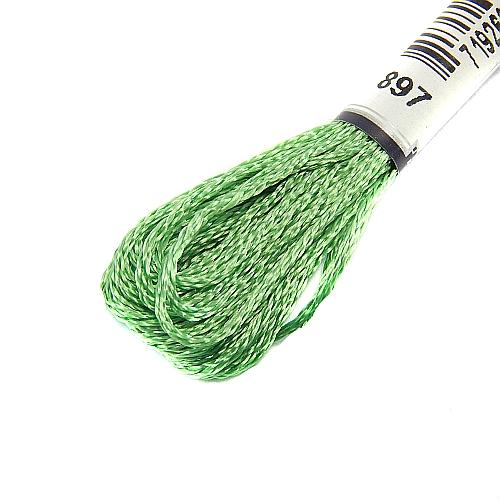 Anchor Marlitt 4-fädiges Glanzstickgarn in 90 hochglänzenden Farben lieferbar, zum Klöppeln, als Konturfaden, zum Sticken, Häkeln, in der Klöppelwerkstatt erhältlich. Farbe 897