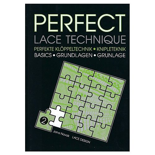 Perfect Lace Technique 2 von Jana Novak, in der Klöppelwerkstatt, Anfang, Klöppeln lernen, Technik,
