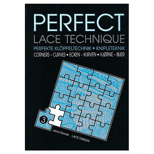 Perfect Lace Technique 3 von Jana Novak, in der Klöppelwerkstatt, Anfang, Klöppeln lernen, Technik,