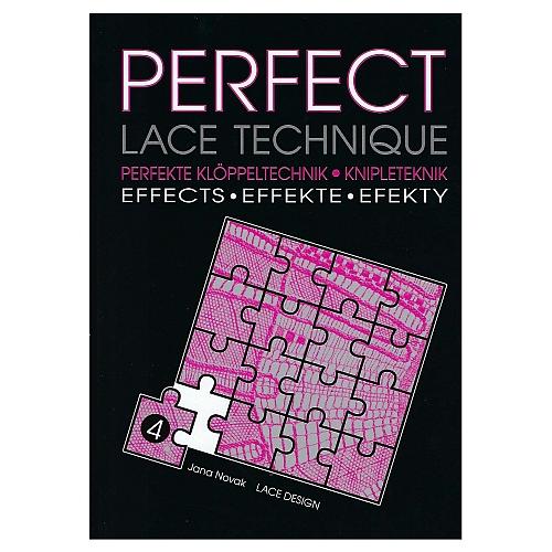 Perfect Lace Technique 4 von Jana Novak, in der Klöppelwerkstatt, Anfang, Klöppeln lernen, Technik,