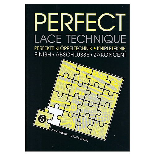 Perfect Lace Technique 5 von Jana Novak, in der Klöppelwerkstatt, Anfang, Klöppeln lernen, Technik,