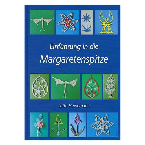 Margaretenspitze - Einführung ~ Lotte Heinemann, in der Klöppelwerkstatt, knüpfen, Makramee, Margarete Naumann