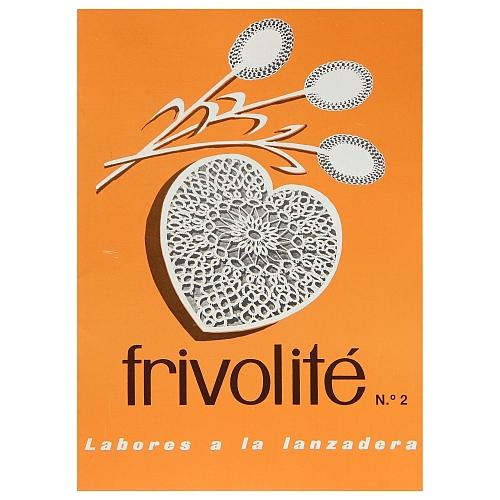 Frivolité No 2 ~ Labores a la lanzadera,, in der Klöppelwerkstatt, Occhi, Tatting, Frivolité