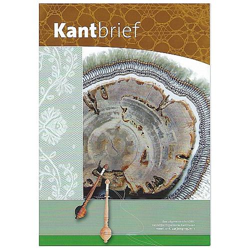 Kantbrief - Klöppelwerkstatt, eine Verbandszeitschrift, herausgegeben von Landelijke Organisatie Kant Kunst NL, verschiedene gebrauchte Hefte, klöppeln, Heft 1-2016